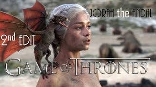 Suite (arranged by myself) of songs belonging to Daenerys Targaryen from the soundtracks of Game of Thrones (seasons 1-6), ...