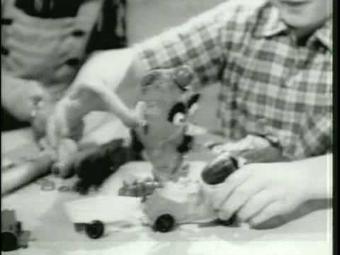 1960s - A quartet toy commercials from the 1960s showcasing these popular items: SLINKY, MR. MACHINE, MR. AND MRS. POTATO HEAD (Mae Questel, the voice of Betty Boop ...