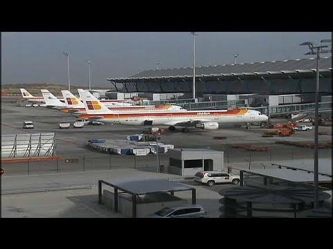Ισπανία: Χάος στα αεροδρόμια