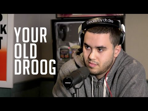 freestyle - Your Old Droog freestyles on Real Late. CLICK HERE TO SUBSCRIBE: http://bit.ly/12lN6vb HOT97: http://www.hot97.com TWITTER: https://twitter.com/HOT97 FACEBOOK: ...