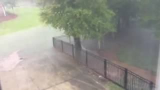 Lumberton (NC) United States  city pictures gallery : Hurricane Matthew in Lumberton NC