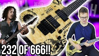 Download Lagu The Definitive Kirk Hammett Signature LTD?! || Kirk Hammett KH-602 Ouija Natural Demo/Review Mp3