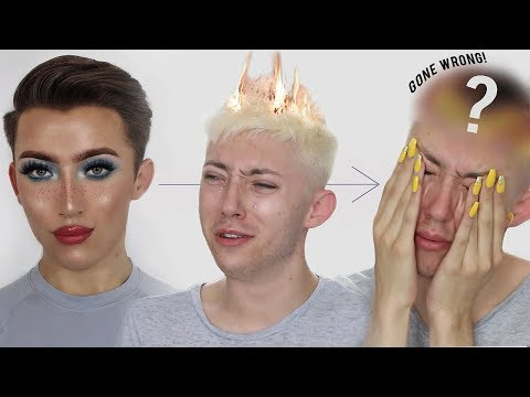 having a mental breakdown + dying my hair *gone wrong*
