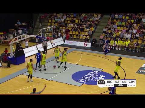 2017-18 Danish basketligaen Highlights