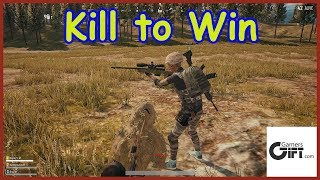 PUBG : Getting Better at This ( 1 Win )