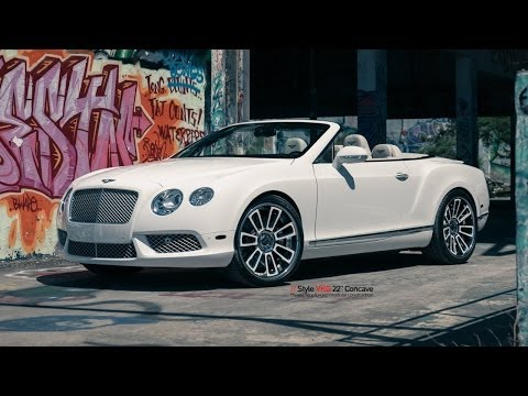 MC Customs Bentley Continental GTC