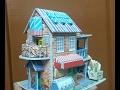 HOW TO SOLVE 3D PUZZLE CHIILDREN TOY HOUSE,  3D पहेली कैसे हल करे ,बचो का खिलौना घर कैसे बनाये