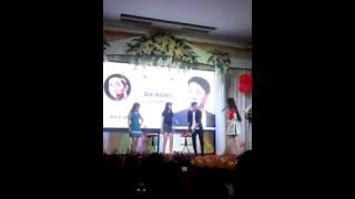 Hoài Lâm - Off fan Đà Nẵng 29/9/15 - Catwalk, hoai lam, ca si hoai lam, nhac hoai lam