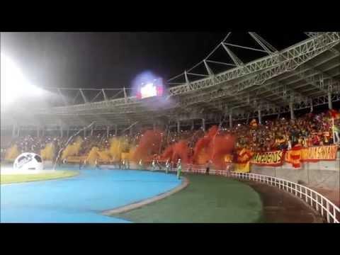 LSP: Salida contra América de Cali 2015 (1) - Lobo Sur - Pereira