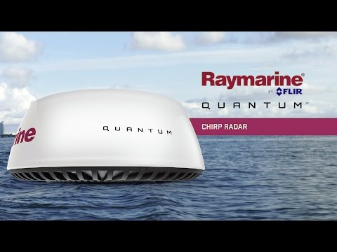 Quantum Q24C Radome w/Wi-Fi and Ethernet 10M Power and 10 Meter Data Cable included