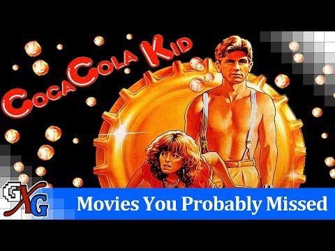 THE COCA COLA KID - A Movie You Probably Missed