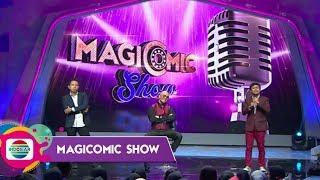Video BESAR NYALI!! Ali Akbar & Coki Anwar Roasting Master Dedi! Eh Kena Batunya | Magicomic Show MP3, 3GP, MP4, WEBM, AVI, FLV September 2019