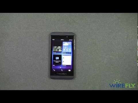BlackBerry Z10 for T-Mobile Quick Look by Wirefly