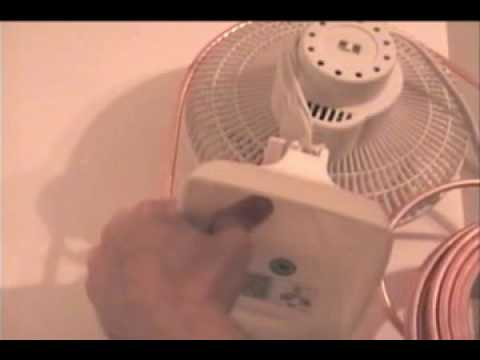 air conditioning - Step by step instructions on how to make an air conditioner using parts that cost less than $40.