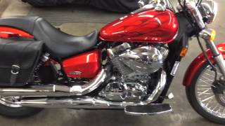 2. 2012 Honda Shadow 750 spirit