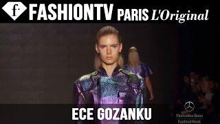 Ece Gozan Spring/Summer 2015 | Istanbul Fashion Week PFW | FashionTV