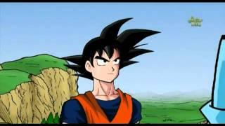 San Goku Vs Tintin - Les 7 boules de cristal