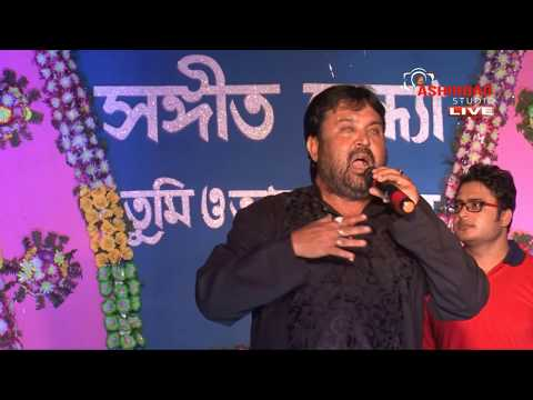 Sumit Ganguly live program on stage