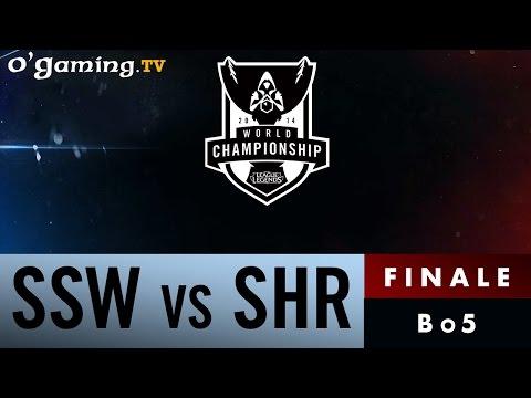 World Championship 2014 - Finale - Game 1
