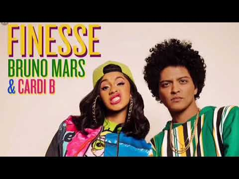 Video Bruno Mars - Finesse (Remix) [Feat. Cardi B] [AUDIO ONLY] download in MP3, 3GP, MP4, WEBM, AVI, FLV January 2017