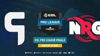 Ghost vs NRG - ESL Pro League S8 Finals - map3 - de_mirage [Anishared & MintGod]