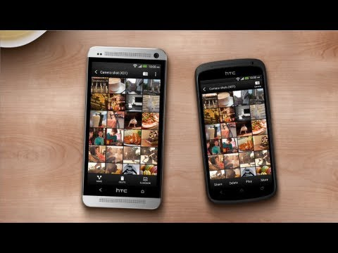 The new HTC One - Move stuff from an old Android phone to a new one