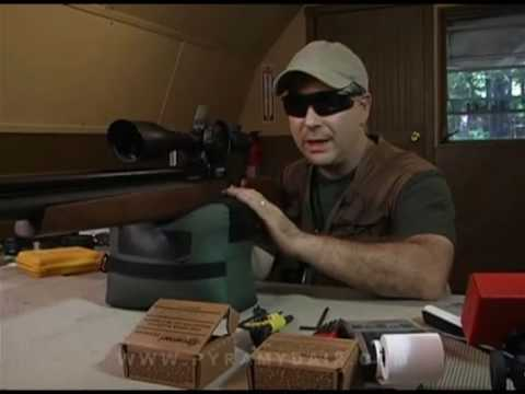 Airgun Reporter Episode 23: Benjamin Marauder Air Rifle Part 1