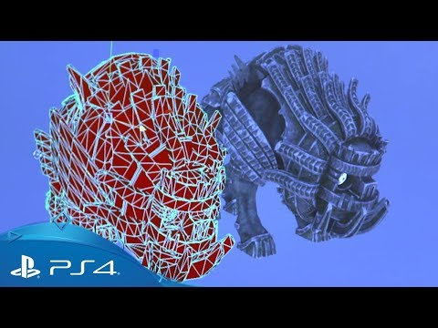 Shadow of the Colossus | Crafting a Colossus | PS4 de Shadow of the Colossus