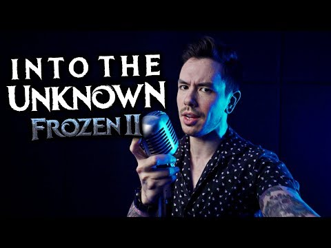 "Panic! At the Disco  ""Into The Unknown"" Cover by Nathan Sharp"