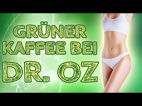 Grüner Kaffee im Test bei Dr. Oz