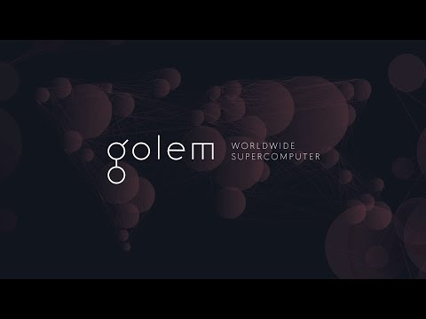 What is Golem Platform and Introduction to Golem (GNT) Token Price and Market