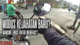 Video Dikejar orang asing | Berusaha mancing emosi untuk melakukan pemerasan? | Makassar motovlog #26 MP3, 3GP, MP4, WEBM, AVI, FLV Juni 2019
