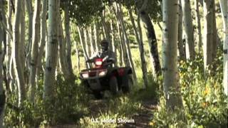 9. Honda TRX500PG Canadian Trail Edition - RUBICON ATV