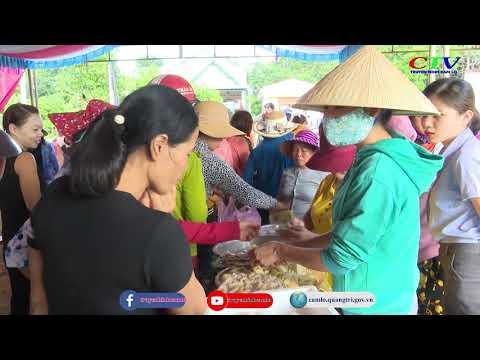 Cam Nghĩa tổ chức hội chợ quê