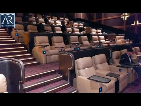 AMB Cinemas Inside Complete View | Mahesh Babu | AR Entertainments