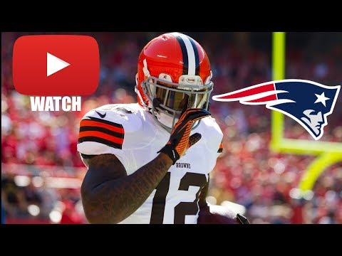 Josh Gordon 2013 Highlights Remastered | Welcome to New England | (HD)