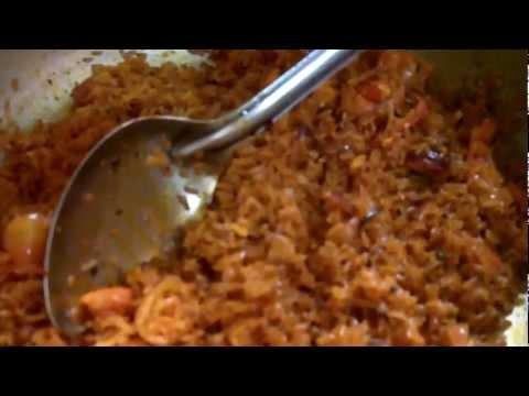 Caribbean Recipe: How to make Beans and Seasoned Rice the Guyanese Way