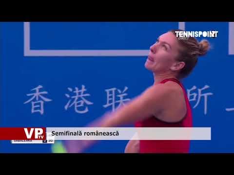 Semifinală românească
