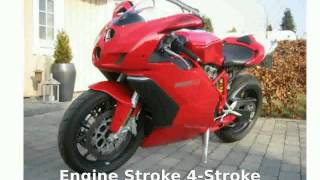 8. 2006 Ducati 749 S - Details, Specification