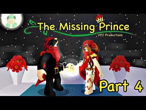 "🌷""The Missing Prince""🌷~Roblox Mini Movie (Adopt me Roleplay)~Part 4~~VikingPrincessJazmin"