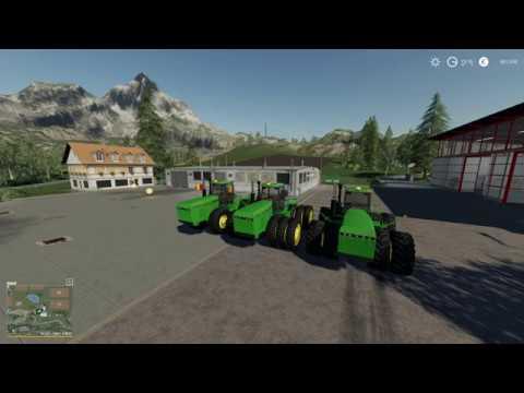 John Deere 89xx 4WD v1.0.0.0