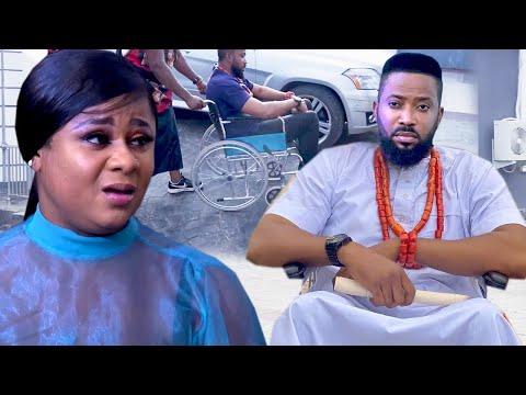 """The Prince Pretend As  A Cripple To Find A Wife New Movie""""7&8- Fredrick Leonard/Uju Okoli 2020 Movie"""