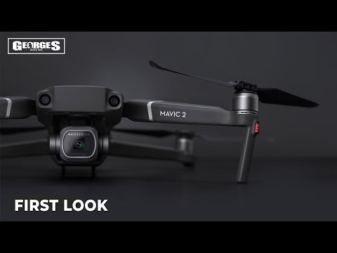 DJI Mavic 2 Pro video