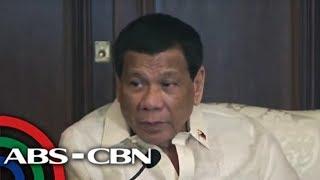 Duterte may babala sa Manila Water, Maynilad | TV Patrol
