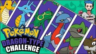 DRAGON POKÉMON CHALLENGE | Pokémon Naming Challenge by Ace Trainer Liam