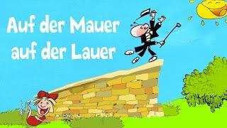Kinderlieder Sternschnuppe - Auf Der Mauer, Auf Der Lauer - Lustiger Kinderlieder-Klassiker
