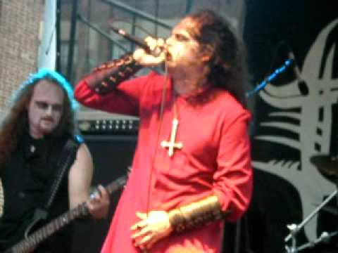 Nazxul @ MDF 2010-Oath (Fides Resurrectio) online metal music video by NAZXUL