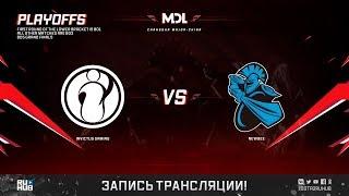 Invictus Gaming vs NewBee, MDL Changsha Major [Jam, Eiritel]