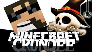 Minecraft: CRUNDEE CRAFT | MISFORTUNE PRANK!! [18]