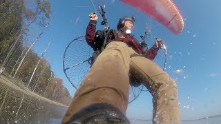 Video What NOT to do With Your Paramotor... HUGE Mistake! MP3, 3GP, MP4, WEBM, AVI, FLV Oktober 2018